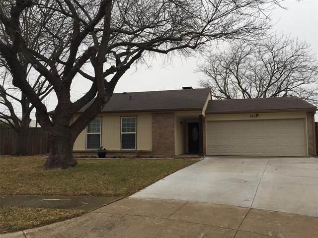 3617 Manchester Drive, Garland, TX 75041 (MLS #14503661) :: Robbins Real Estate Group