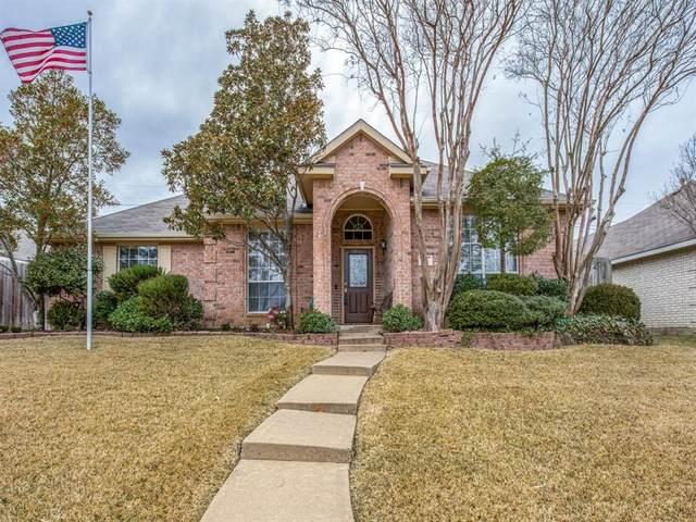 917 Hillrise Drive, Mesquite, TX 75149 (MLS #14503671) :: Team Hodnett