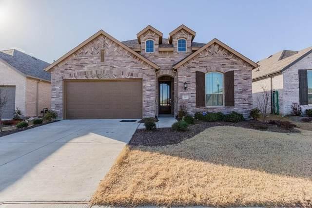 2801 Upland Trail Lane, Aubrey, TX 76227 (MLS #14503672) :: The Kimberly Davis Group
