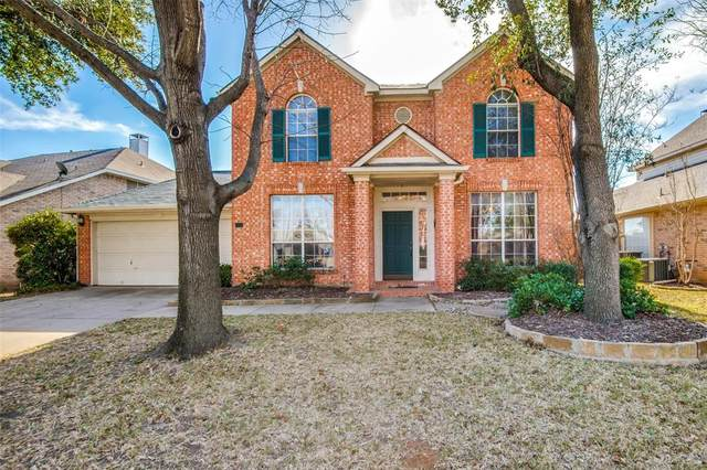 2117 Clayton Drive, Flower Mound, TX 75028 (MLS #14503684) :: Frankie Arthur Real Estate