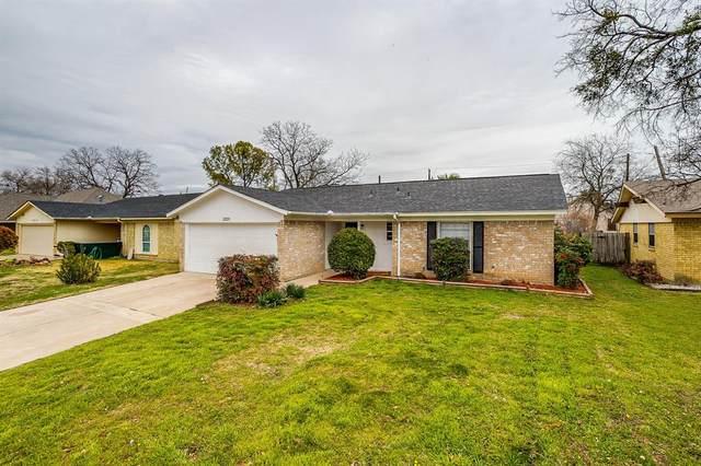 2820 Lake Gardens Drive, Irving, TX 75060 (MLS #14503688) :: The Kimberly Davis Group