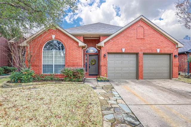 4512 Angelina Way, Fort Worth, TX 76137 (MLS #14503693) :: The Mauelshagen Group
