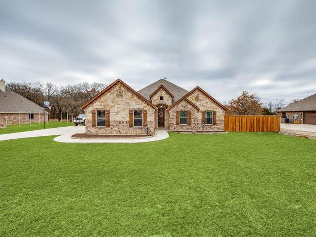 112 Chloe Court, Boyd, TX 76023 (MLS #14503694) :: All Cities USA Realty
