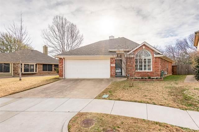 1525 Brookwood Drive, Grapevine, TX 76051 (MLS #14503703) :: Team Hodnett