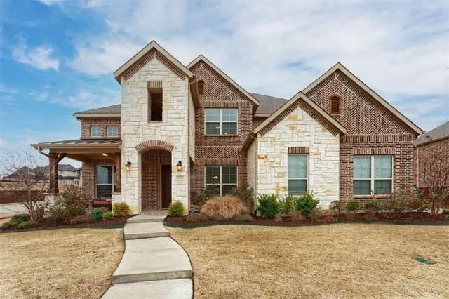 1280 Balloch Drive, Prosper, TX 75078 (MLS #14503708) :: Hargrove Realty Group