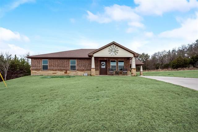 2307 Club Drive, Granbury, TX 76048 (MLS #14503715) :: Frankie Arthur Real Estate