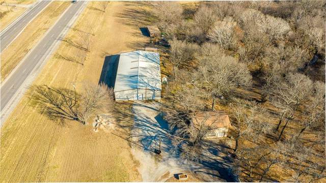 121 Greenwood Cut Off Road, Weatherford, TX 76088 (MLS #14503717) :: All Cities USA Realty