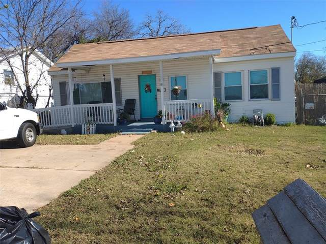 408 N Mill Street, Weatherford, TX 76086 (MLS #14503719) :: The Mauelshagen Group
