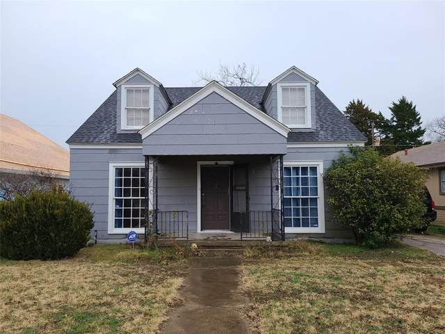 3705 6th Avenue, Fort Worth, TX 76110 (MLS #14503724) :: The Good Home Team