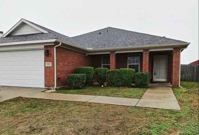 955 Heather Street, Burleson, TX 76028 (MLS #14503728) :: The Rhodes Team
