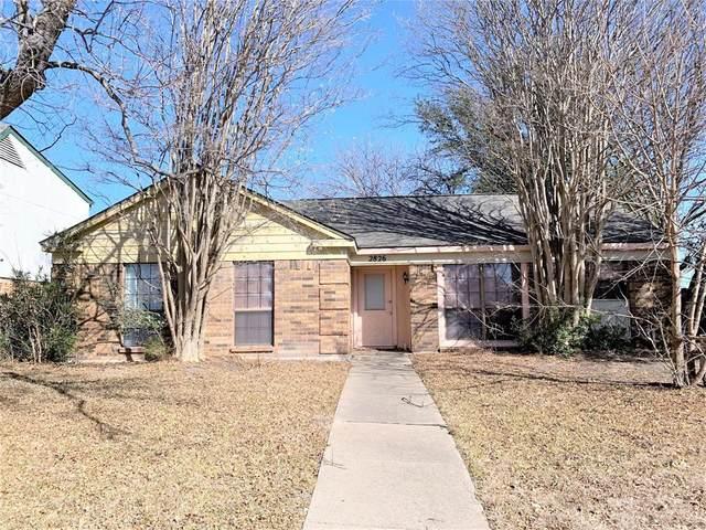 2826 Geneva Drive, Garland, TX 75040 (MLS #14503745) :: The Kimberly Davis Group