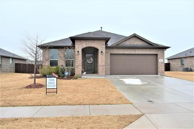 460 Windsail Lane, Azle, TX 76020 (MLS #14503746) :: Team Hodnett