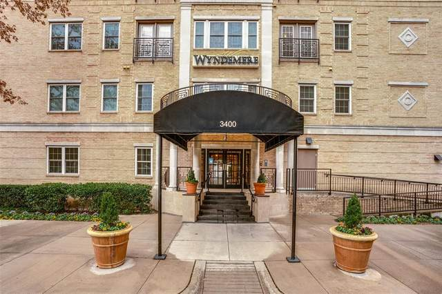 3400 Welborn Street #214, Dallas, TX 75219 (MLS #14503758) :: The Mitchell Group