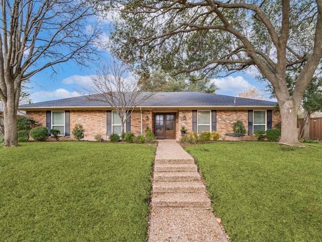 2349 Claridge Circle, Plano, TX 75075 (MLS #14503761) :: Robbins Real Estate Group