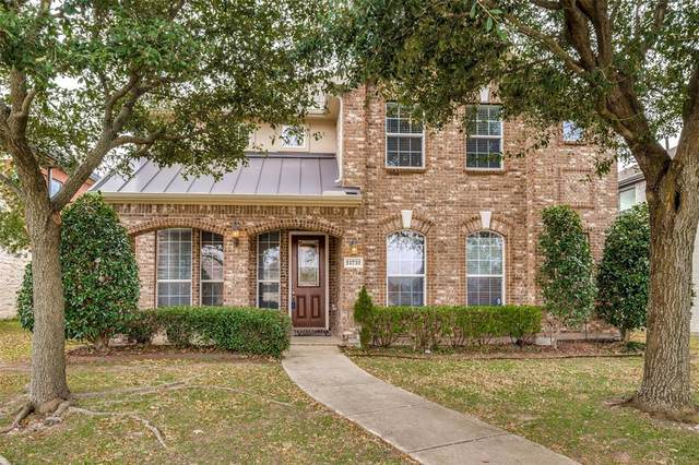 11731 Snyder Drive, Frisco, TX 75035 (MLS #14503767) :: Team Hodnett