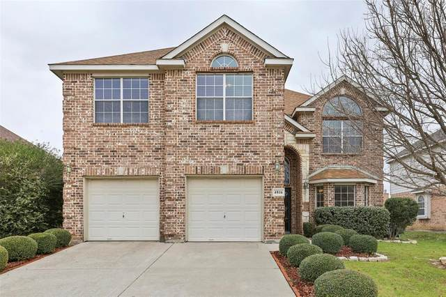 4816 Spoon Drift Drive, Fort Worth, TX 76135 (MLS #14503776) :: Robbins Real Estate Group