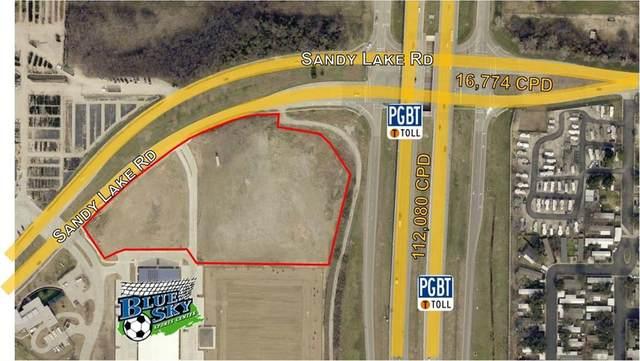 2121 Sandy Lake Road, Carrollton, TX 75006 (MLS #14503811) :: Real Estate By Design