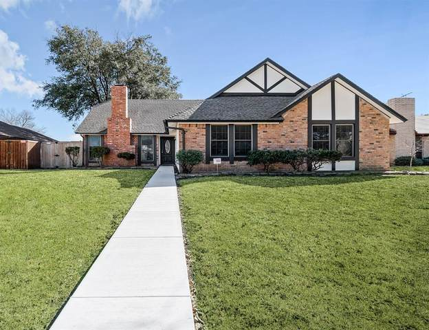 3408 Newkirk Drive, Plano, TX 75075 (MLS #14503827) :: Robbins Real Estate Group