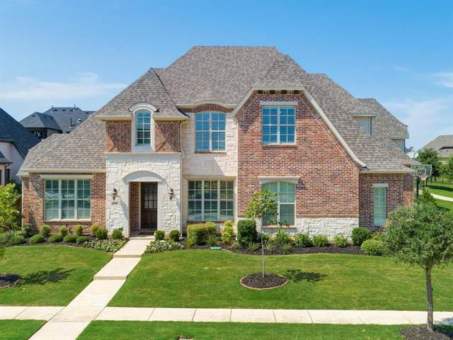 820 Rhone Lane, Southlake, TX 76092 (MLS #14503832) :: The Kimberly Davis Group