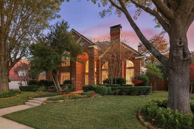4620 Lawson Court, Plano, TX 75093 (MLS #14503835) :: Hargrove Realty Group