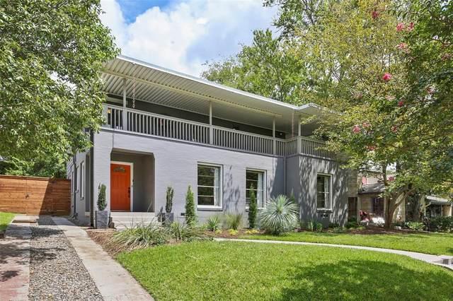 922 Valencia Street, Dallas, TX 75223 (MLS #14503850) :: The Mauelshagen Group