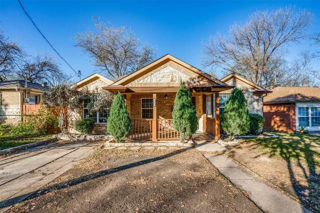 3533 Gibsondell Avenue, Dallas, TX 75211 (MLS #14503854) :: Premier Properties Group of Keller Williams Realty