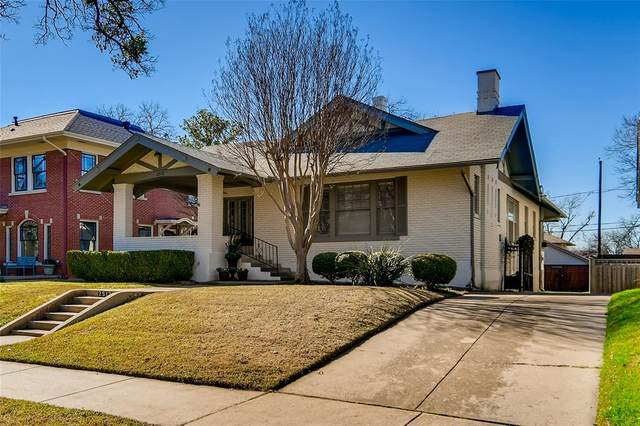 2512 6th Avenue, Fort Worth, TX 76110 (MLS #14503860) :: The Mauelshagen Group