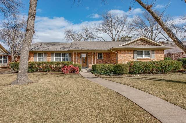 9510 Springwater Drive, Dallas, TX 75228 (MLS #14503864) :: The Mauelshagen Group