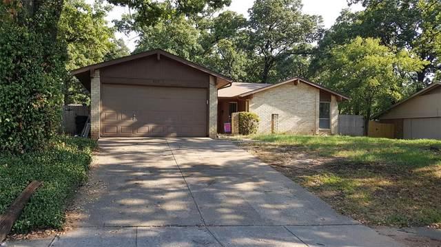 307 Lone Oak Circle, Euless, TX 76039 (MLS #14503867) :: The Mauelshagen Group