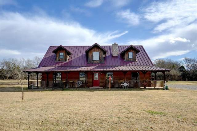 16781 County Road 4060, Scurry, TX 75158 (MLS #14503880) :: Front Real Estate Co.