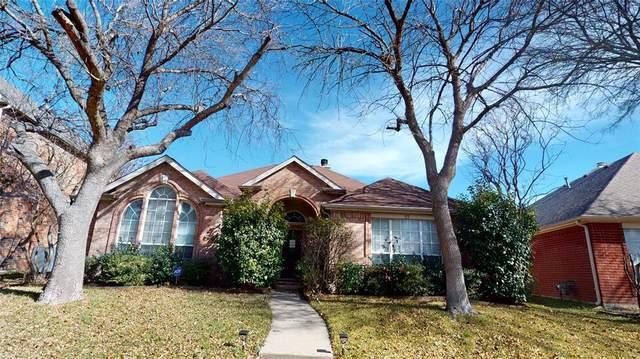 115 Bardwell Drive, Allen, TX 75002 (MLS #14503886) :: The Rhodes Team