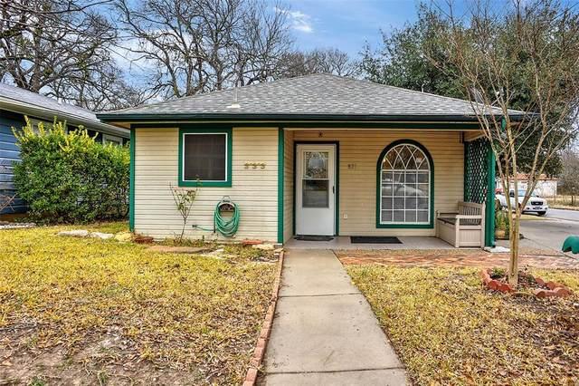 821 S Charles Street, Sherman, TX 75090 (MLS #14503889) :: The Mitchell Group