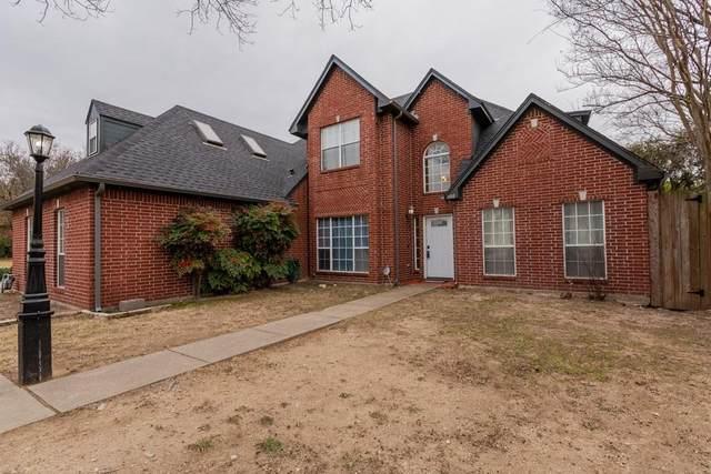 1108 Heather Circle, Cedar Hill, TX 75104 (MLS #14503916) :: The Hornburg Real Estate Group