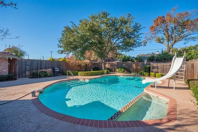 9309 Moss Farm Lane, Dallas, TX 75243 (MLS #14503925) :: The Mauelshagen Group