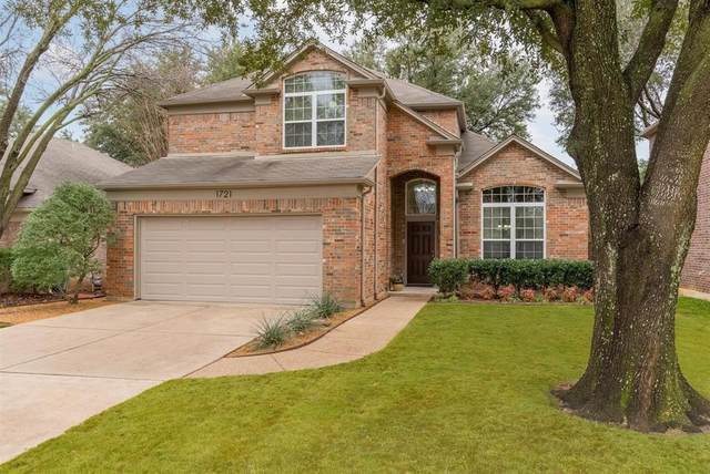 1721 Kingston Lane, Flower Mound, TX 75028 (MLS #14503937) :: The Rhodes Team