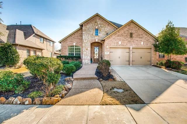 5005 Birchwood Drive, Mckinney, TX 75071 (MLS #14503964) :: The Rhodes Team