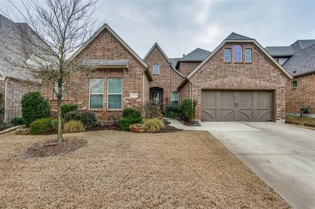 2929 Vaquero Lane, Celina, TX 75009 (MLS #14503968) :: The Property Guys