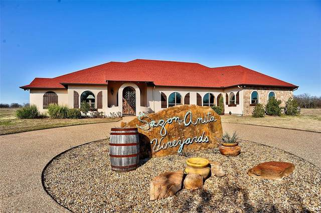 589 Old Quail Run Road, Sherman, TX 75092 (MLS #14503973) :: RE/MAX Pinnacle Group REALTORS