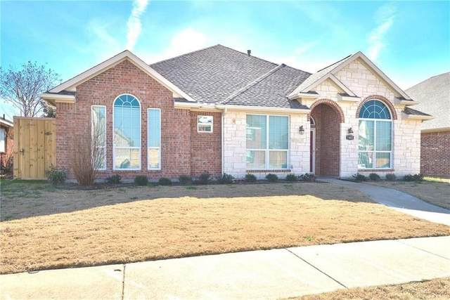 7402 Caribbean Drive, Rowlett, TX 75088 (MLS #14503975) :: The Juli Black Team