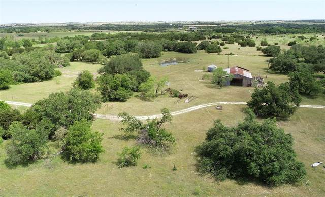 5200 County Road 410, Evant, TX 76525 (MLS #14503990) :: The Kimberly Davis Group