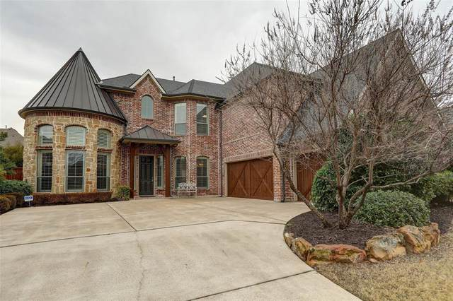 3352 Hartford Lane, Frisco, TX 75033 (MLS #14503996) :: Hargrove Realty Group