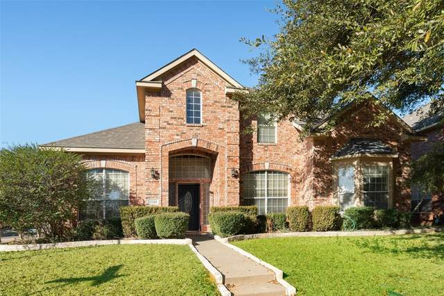 2218 Briary Trace Court, Lewisville, TX 75077 (MLS #14504010) :: The Rhodes Team
