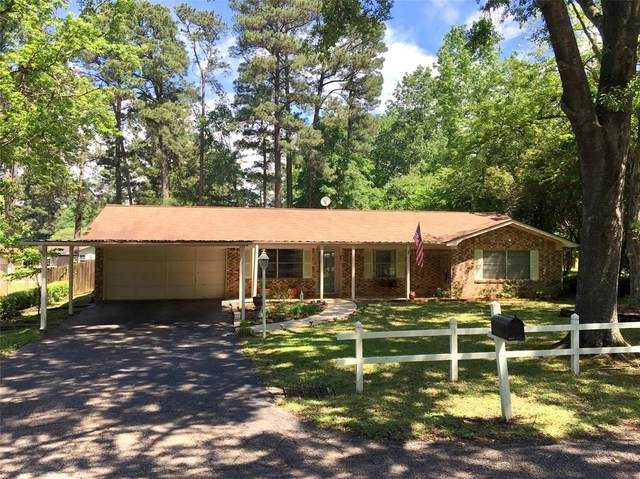 313 W Elm Creek Drive, Longview, TX 75605 (MLS #14504024) :: All Cities USA Realty