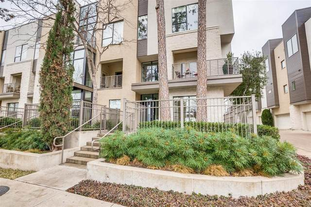 4111 Newton Avenue #31, Dallas, TX 75219 (MLS #14504043) :: The Mauelshagen Group