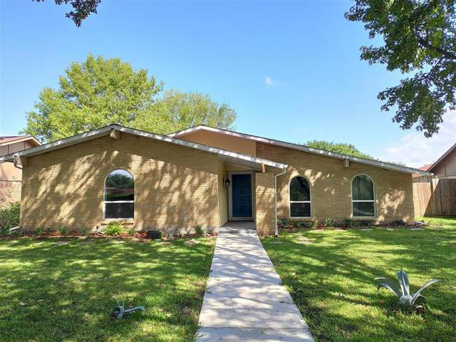 2809 Emberwood Drive, Garland, TX 75043 (MLS #14504081) :: The Good Home Team