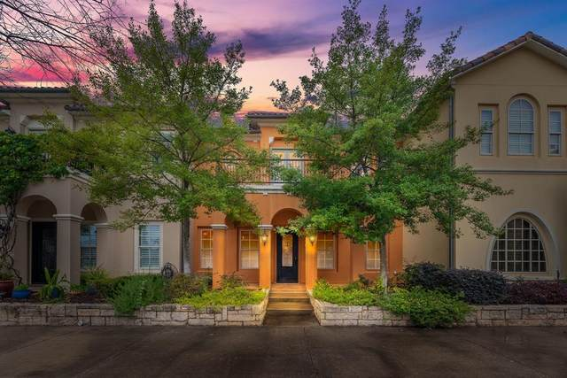 96 Casa Lane #210, Colleyville, TX 76034 (MLS #14504084) :: Real Estate By Design
