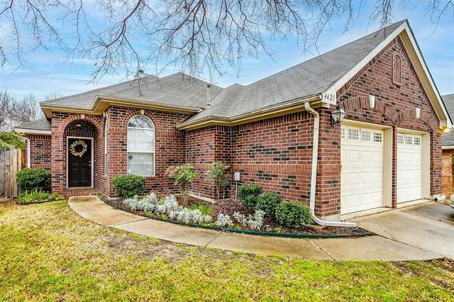 4621 Tanque Drive, Fort Worth, TX 76137 (MLS #14504087) :: The Mauelshagen Group