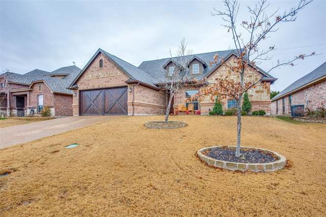 145 Winged Foot Drive, Willow Park, TX 76008 (MLS #14504093) :: Hargrove Realty Group