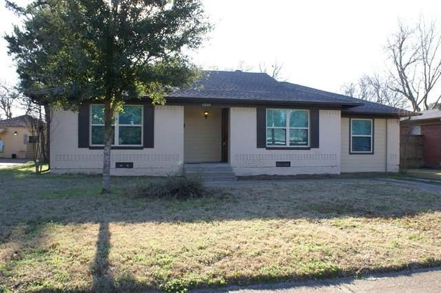 10264 San Lorenzo Drive, Dallas, TX 75228 (MLS #14504096) :: The Mauelshagen Group