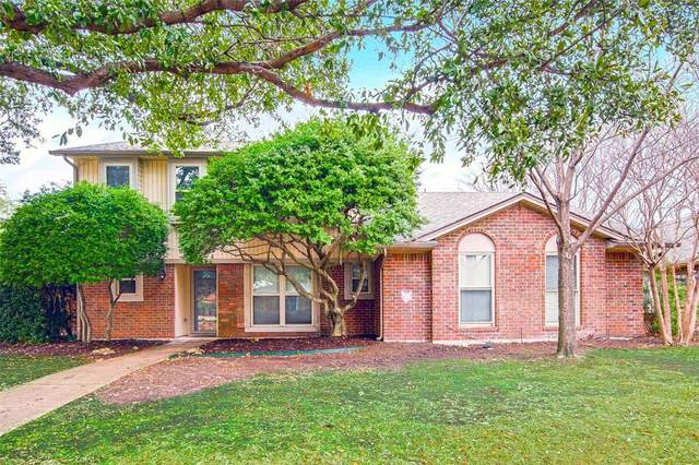 4044 Windy Crest Circle, Carrollton, TX 75007 (MLS #14504114) :: The Juli Black Team